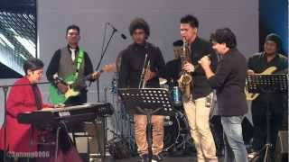 Tompi ft. Tjut Nyak Deviana - Stevie Wonder Medley @ A Night for BMW [HD]