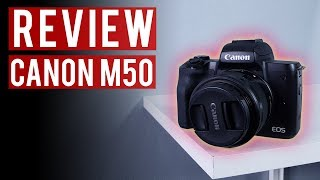 Camera Power Untuk Vlogger? Review Canon EOS M50