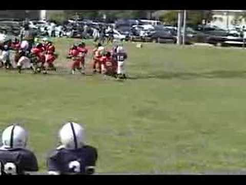 Football hit of the year virginia beach lions Video