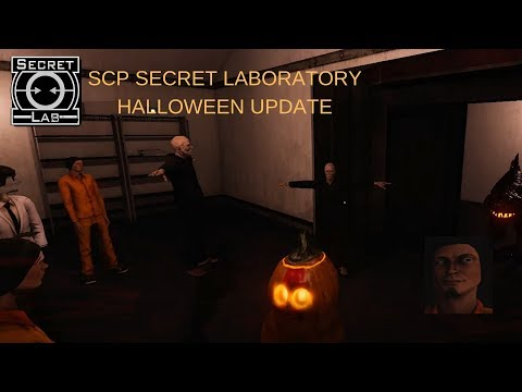 Watching video A spooky day in the SCP Foundation | SCP:Secet Laboratory
