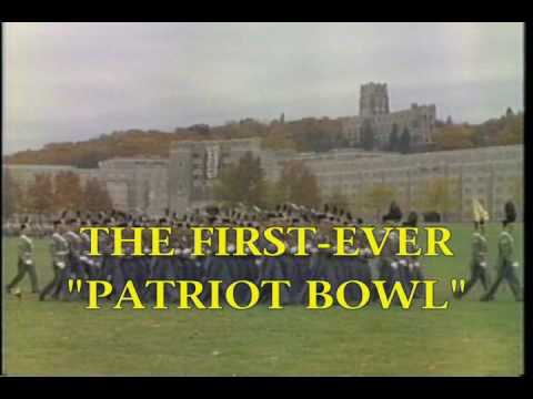 2007 Cleveland Patriot Bowl: Army vs. Akron, Promo #01
