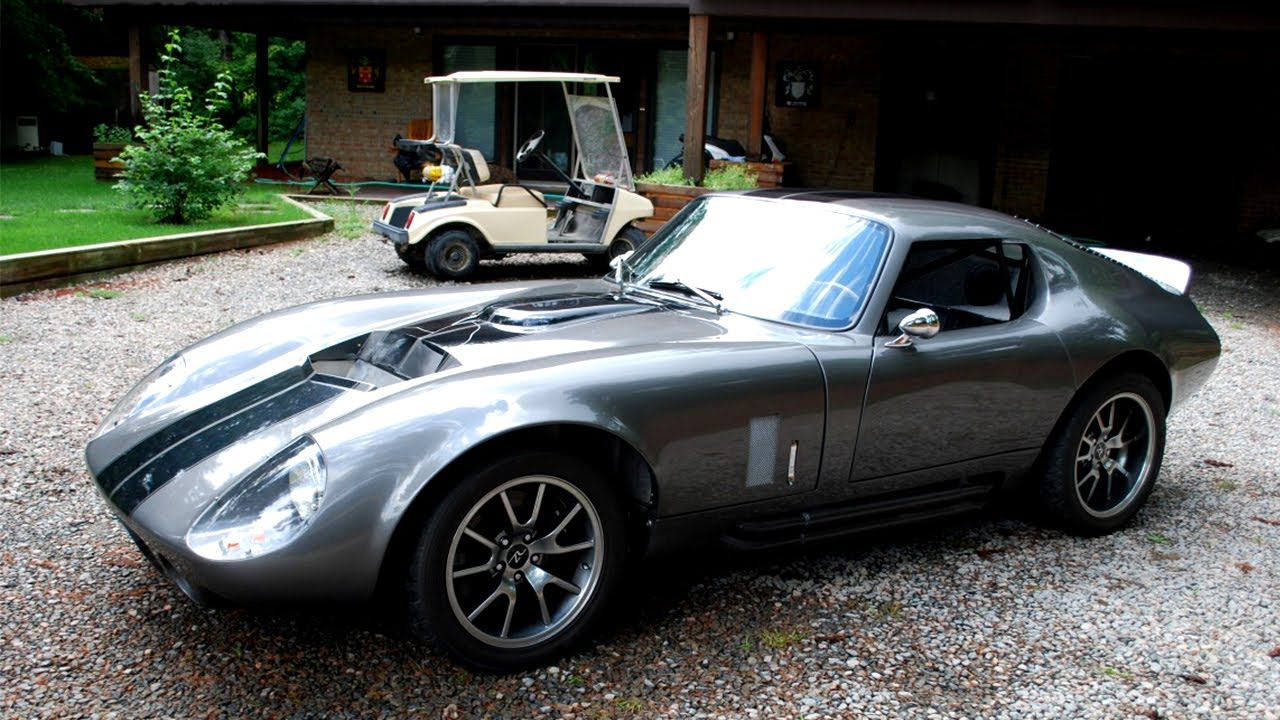 Shelby Daytona Kit Car For Sale