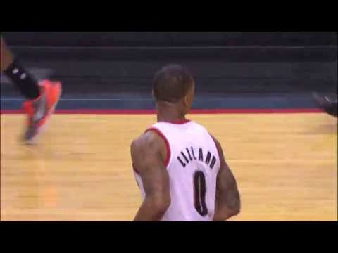 Trail Blazers Top 10 Dunks of the 2012-13 Season