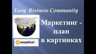 EasyBizzi Маркетинг-план в картинках