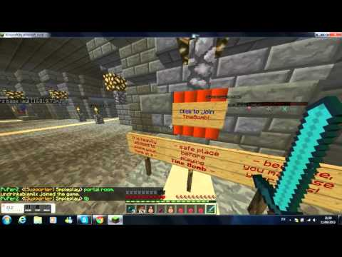 Minecraft 1.5.2 cracked server review MysticCraft
