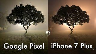 iPhone 7 Plus vs Google Pixel Camera Comparison