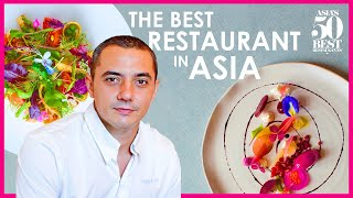 Inside Odette: The Best Restaurant in Asia