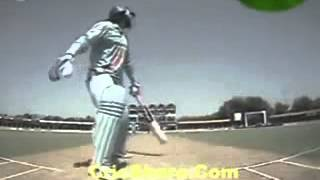 MS Dhoni Helicopter Shot Vs Westindies 2007