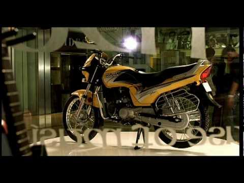 Hero Honda Passion Plus Tv Advertisement - Mo...