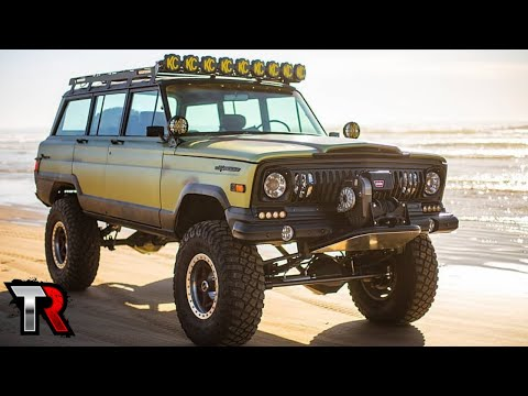 Awesome Off-Road & Overland Vehicles of SEMA 2019