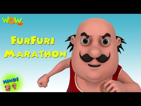 FurFuri Marathon | Motu Patlu in Hindi WITH ENGLISH, SPANISH & FRENCH SUBTITLES | As seen on Nick thumbnail