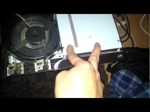 ps3 slim broken disc drive fixed