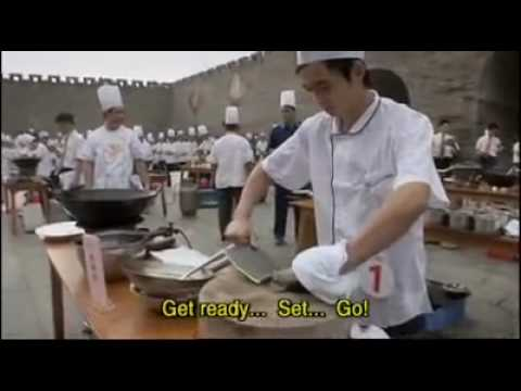 0 Live food in China