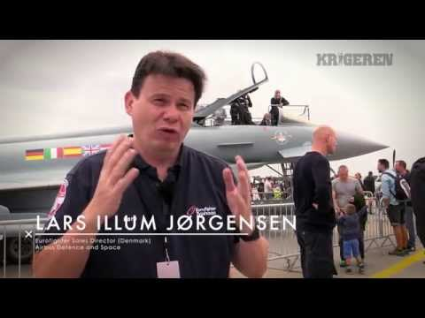 Derfor Skal Danmark Købe Eurofighter Typhoon