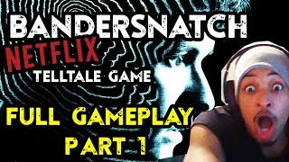 BANDERSNATCH FULL GAMEPLAY PART 1