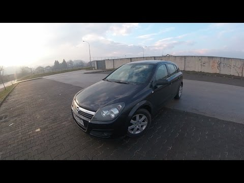 Opel Astra H 1.7 CDTI 2005. REVIEW | walk around & start up