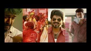 download lagu Thalapathy Vijay Sad + Romance + Massive  Scene gratis