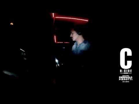 CANTIERI B/SIDE LIVE DJSET PIERPAOLO PIEROTTI 15.11.2014