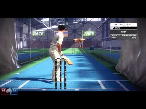 Don Bradman Cricket™ 14 Cricket Academy v9994d : New Features + Net Practice #5