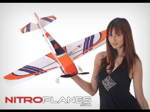 Dynam Focus 400 and Extra 330 Acrobatic Rc Planes Review