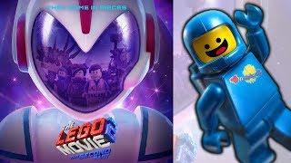 THE LEGO MOVIE 2 *NEW TRAILER TEASER* - Mystery Astronaut!?