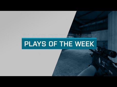 CS:GO - Top Plays: Week 4 - ESL Pro League Season 5