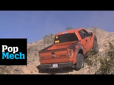 2010 Ford F-150 Svt Raptor Ride Review