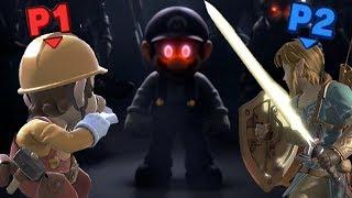 FULL WALKTHROUGH - Super Smash Bros. Ultimate - World of Light