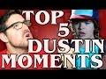 Top 5 DUSTIN Moments! | Stranger Things
