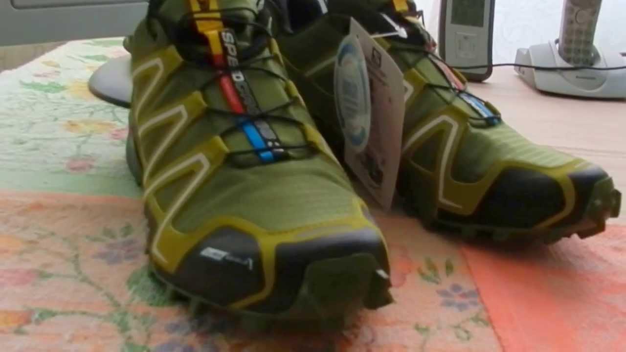 Salomon Speedcross  Gtx Trail Running Shoes At Aliexpress