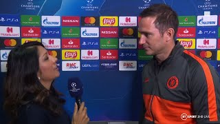 'It feels really good!' Frank Lampard revels in first Champions League win
