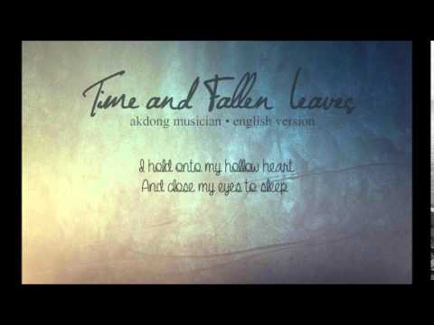 """AKMU - """"Time and Fallen Leaves"""" (Acoustic English version by Margot D.R)"""