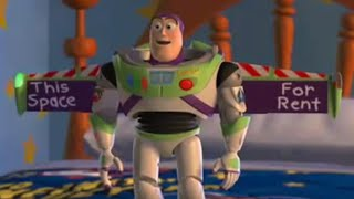 Toy Story 2 Bloopers