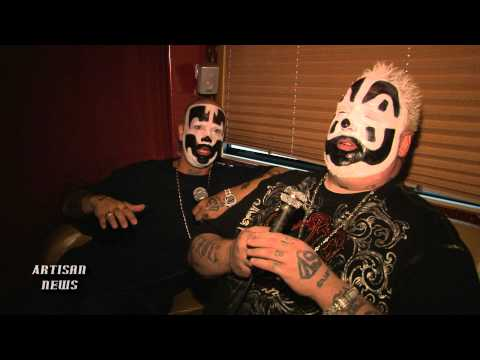 INSANE CLOWN POSSE TALK TILA TEQUILA, AND GATHERING OF THE JUGGALOS 2012