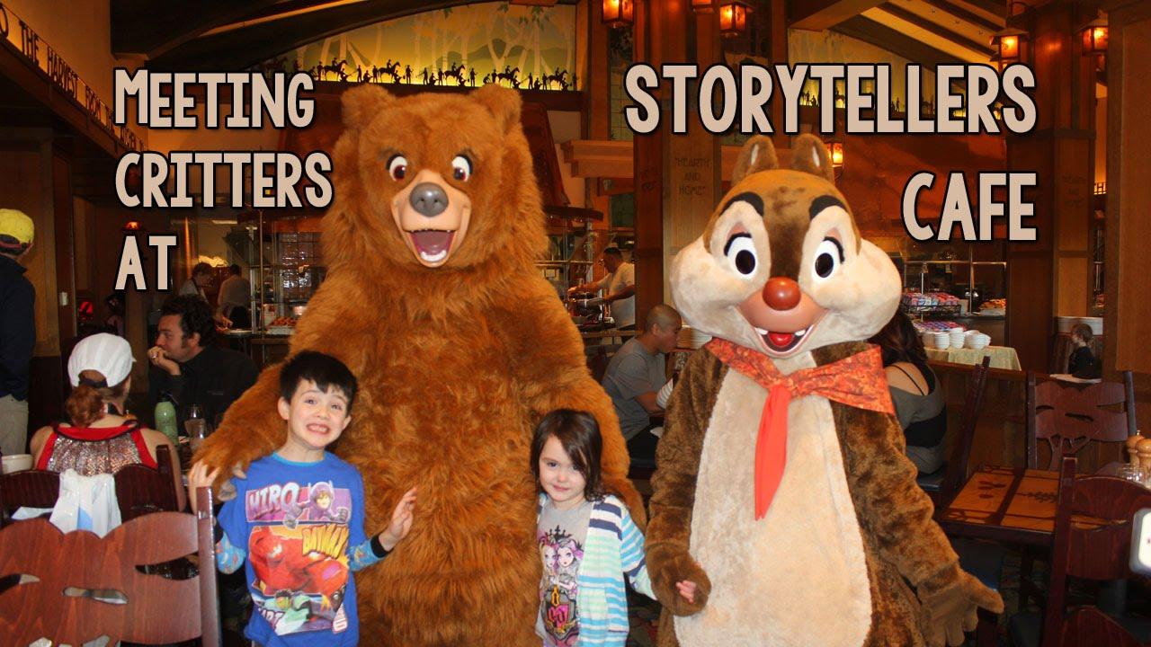 Storyteller Cafe Storytellers Cafe Critter