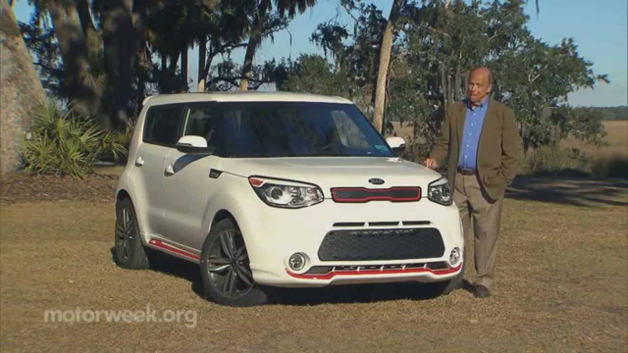 Road Test: 2014 Kia Soul - YouTube