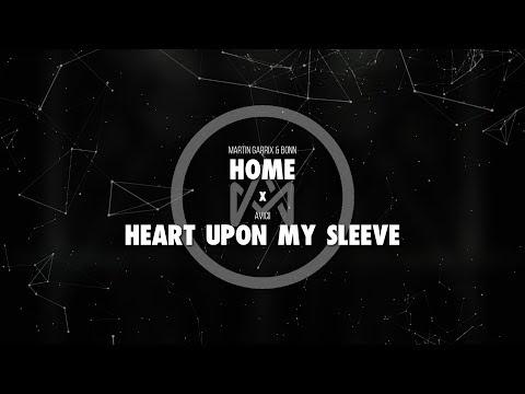 Martin Garrix & Bonn vs Avicii- Home / Heart Upon My Sleeve | Auron Mashup