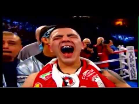 Brandon Rios wins by TKO against Murray! Nice!