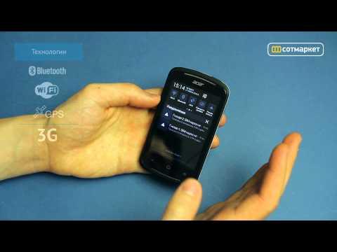 Видео обзор Acer Liquid Z2 от Сотмаркета