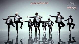 SUPER JUNIOR - SPY {рус.суб}