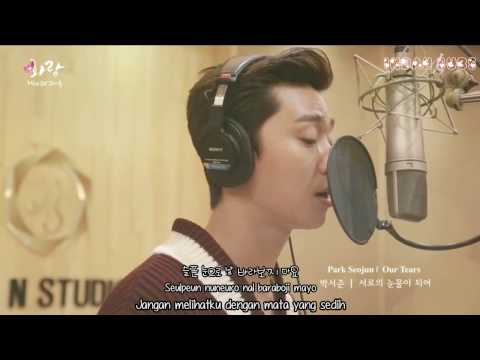 Park Seo Jun – Our Tears (Hwarang OST) [INDO SUB]