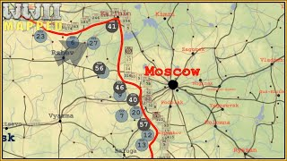 Eastern Front of WWII animated: 1941