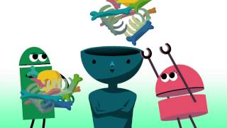 """Body Songs: """"Bones in Your Body"""" by StoryBots"""