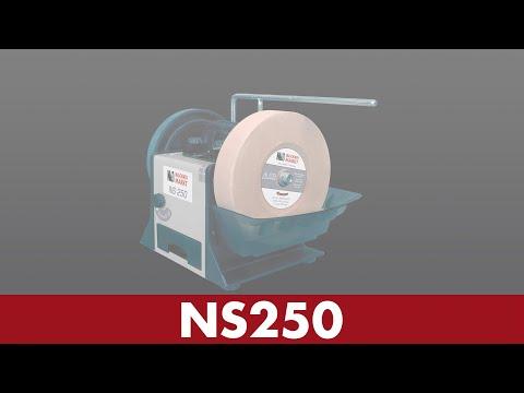 NR.1 - Nassschleifer NS 250 (GER/ENG) - Felder Group