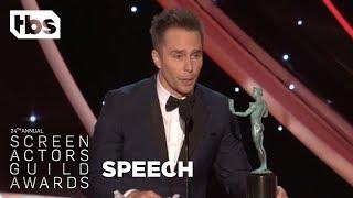 Sam Rockwell: Acceptance Speech | 24th Annual SAG Awards | TBS