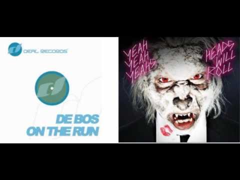Eric Prydz vs De Bos - Call Me On The Run (Palma Mashup)