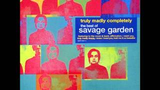 Watch Savage Garden Love Can Move You video
