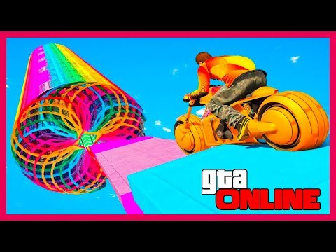 ВОЛШЕБНЫЕ АВТОРАМПЫ В GTA 5 ONLINE (ГТА 5 ОНЛАЙН) - ROOF