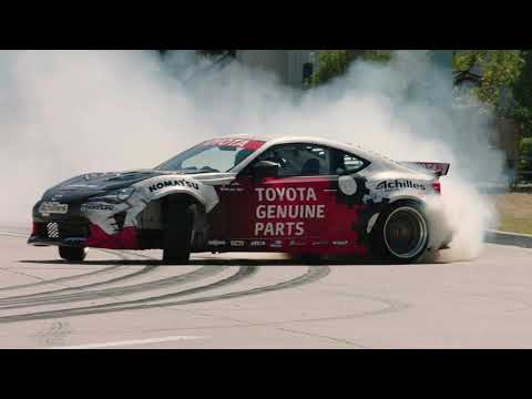 Toyota | AE86 VS GT86 Drift Experience