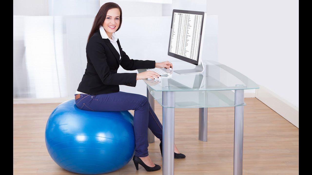 I benefici del fitness nel lavoro d'ufficio